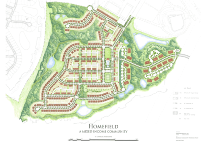 Lennar/St. Charles Community, LLC, Homefield Neighborhood