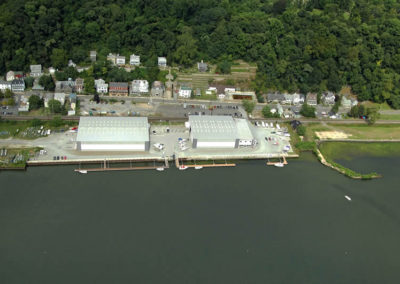 Cecil County DPW, Port Deposit Wastewater Treatment Plant Relocation